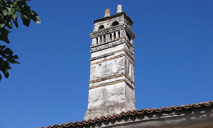 Традиционный дымоход Миласа