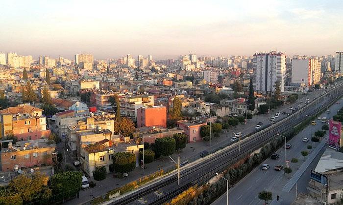 Панорама Аданы