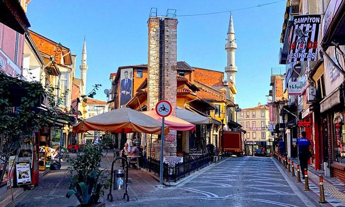 Город Бартын в Турции