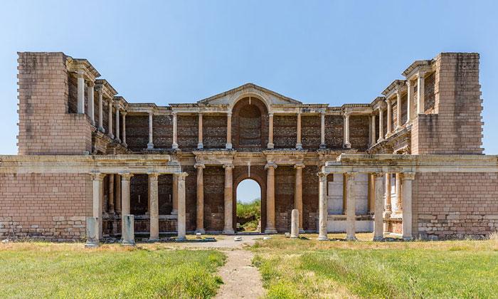 Древнегреческая гимназия Сардиса