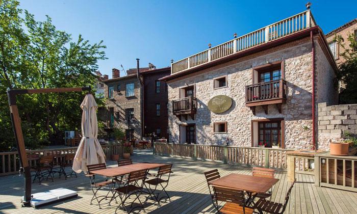 Отель «Nis» в Эгридире