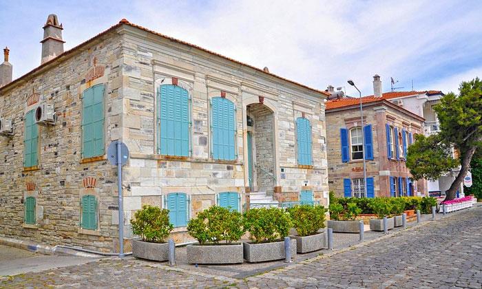 Исторические дома Фочи