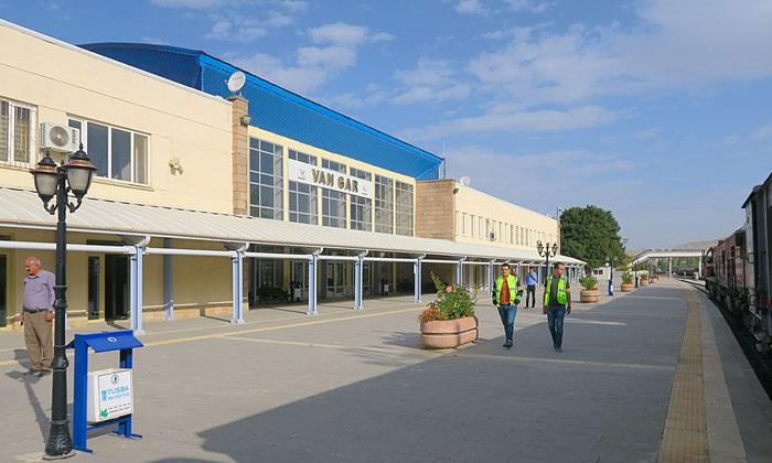 Железнодорожный вокзал Вана