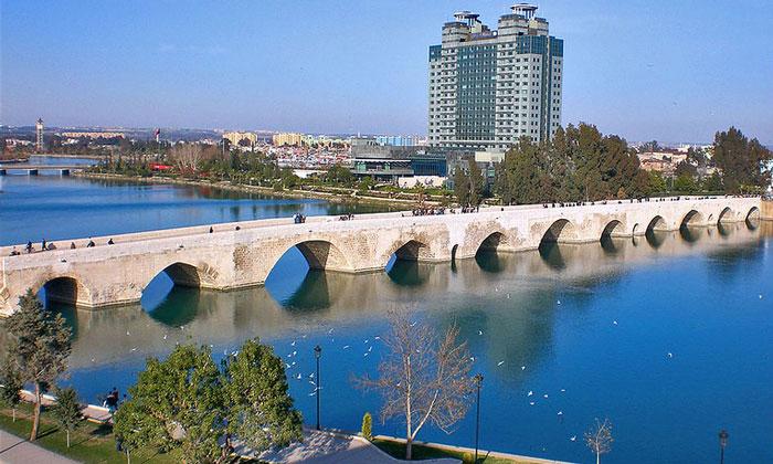 Каменный мост Аданы