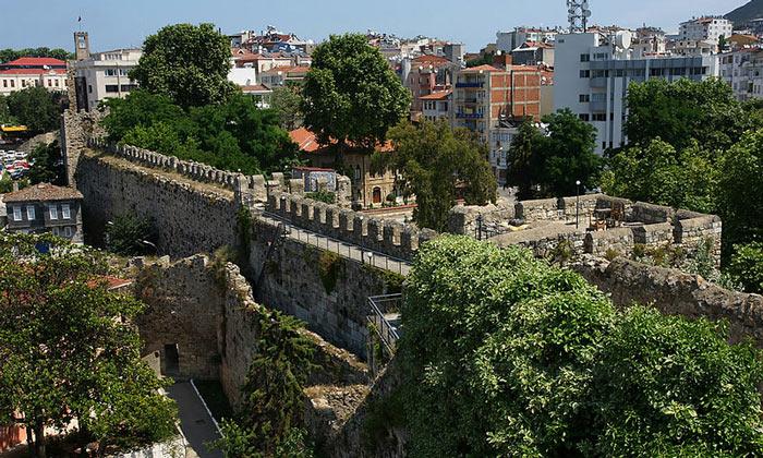 Остатки Синопской крепости