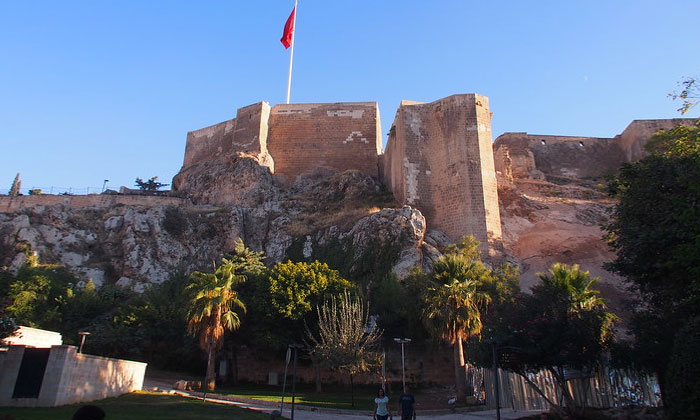 Крепость Урфы