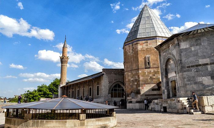 Мечеть Ала ад-Дина в Конье