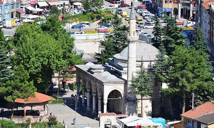 Мечеть Али-паша в Токате