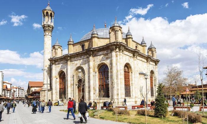 Мечеть Азизие в Конье