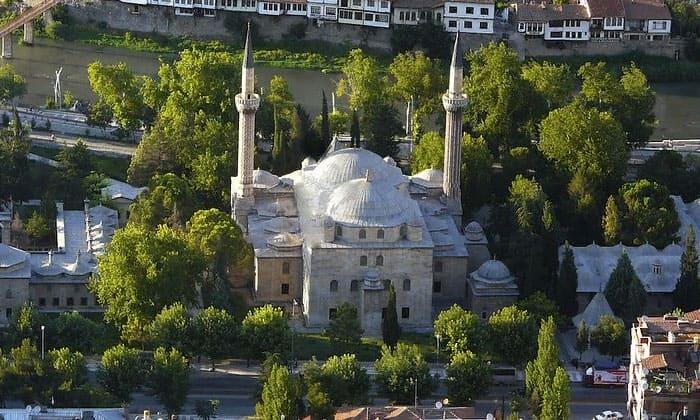 Мечеть Баязида II в Амасье