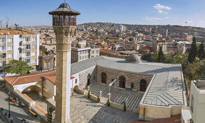 Мечеть Улу (Boyacı) в Газиантепе
