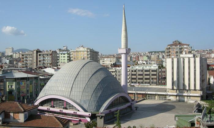 Мечеть Йени в Самсуне
