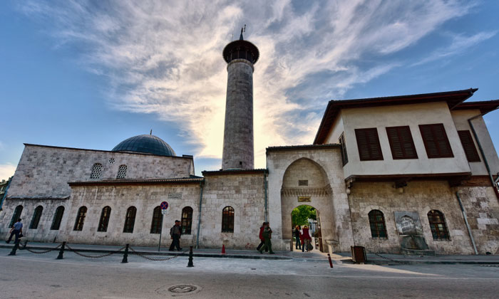 Мечеть Хабиби Недджар в Антакье