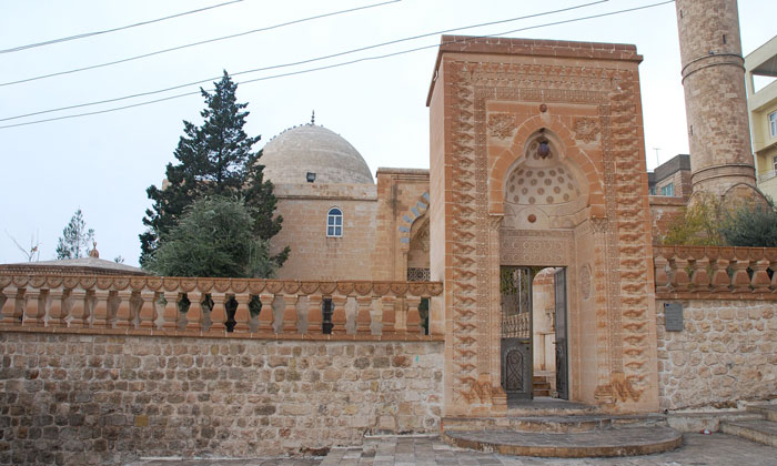 Мечеть Латифие в Мардине