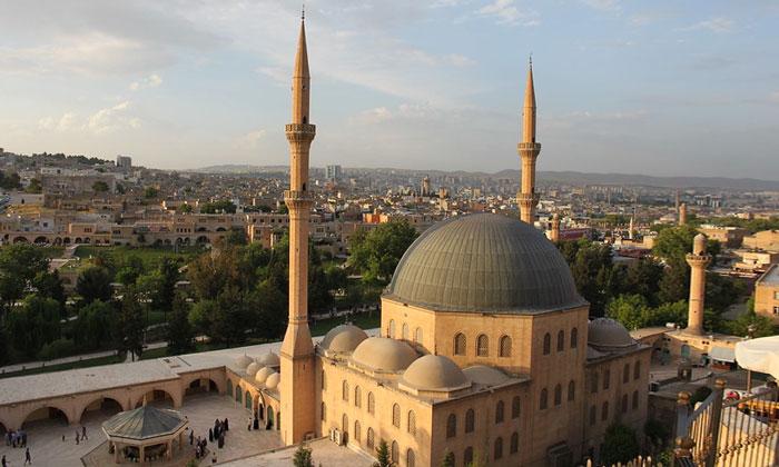 Мечеть Мевлид-и Халил в Урфе