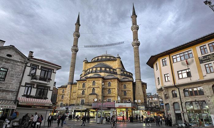 Мечеть Паша в Сивасе