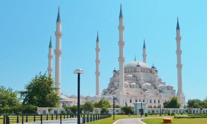 Мечеть Сабанджи в Адане