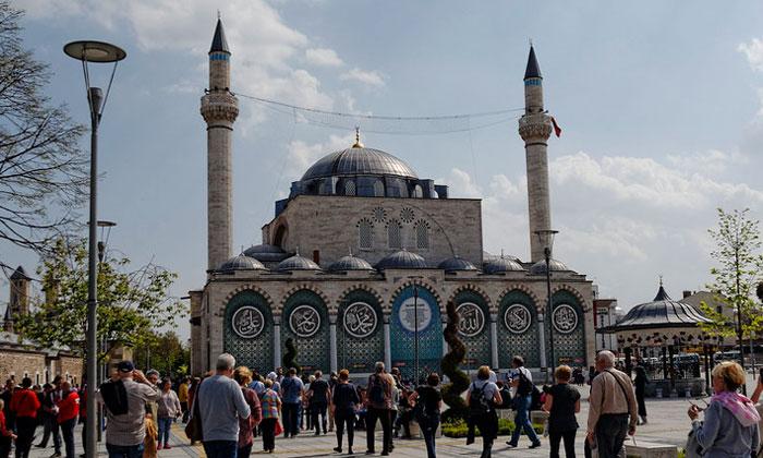 Мечеть Селимие в Конье