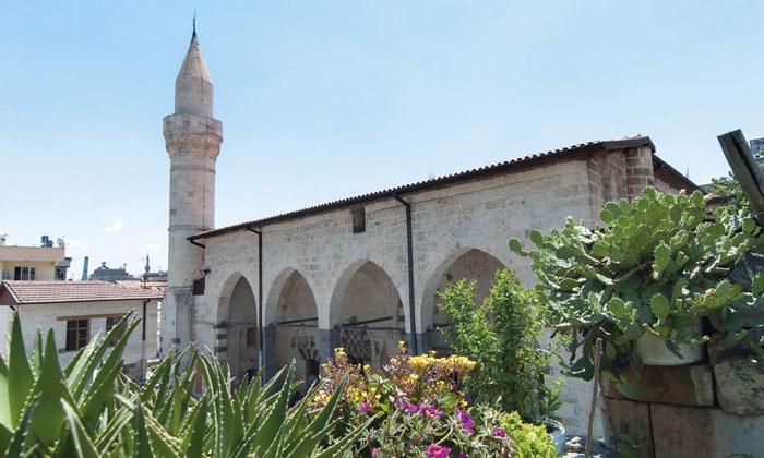 Мечеть Seyh Fetullah в Газиантепе