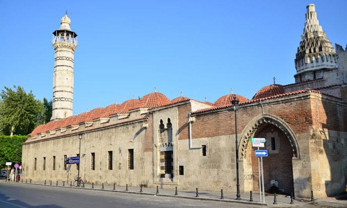 Мечеть Улу в Адане