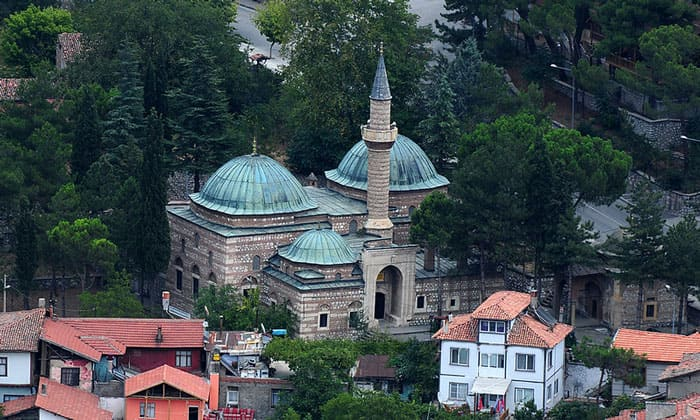 Мечеть Yakup Pasa Cilehane в Амасье