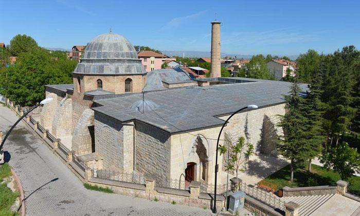 Мечеть Улу в Малатье