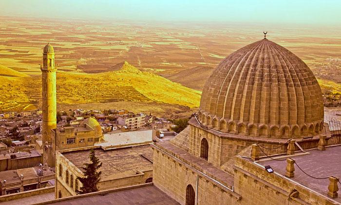 Мечеть Улу и Зинджирие Медресе в Мардине