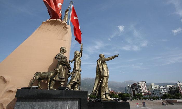 Мемориал Искендеруна