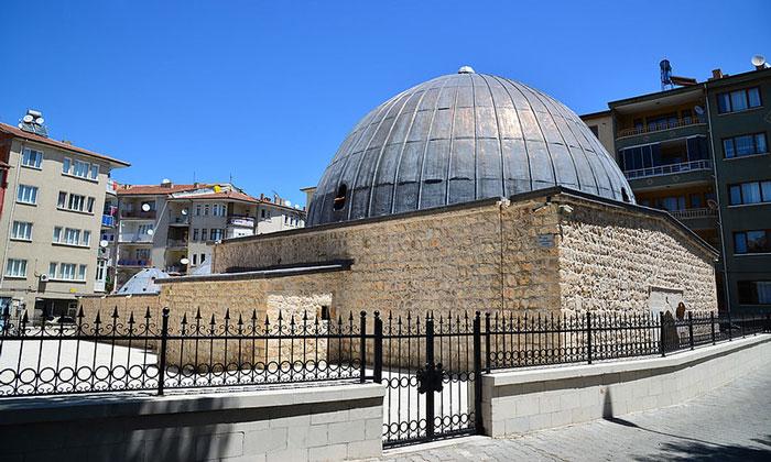 Хаммам-музей Тахтали в Малатье
