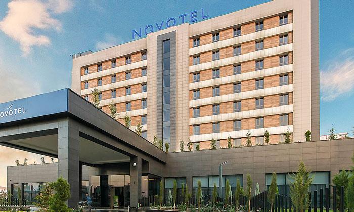 Отель «Novotel» в Диярбакыре
