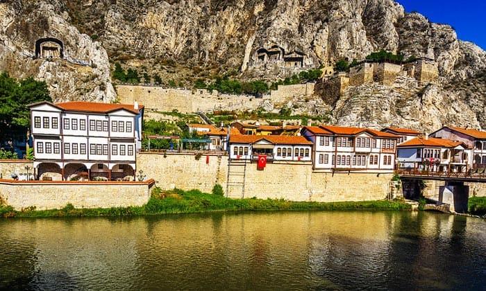 Османские дома Амасьи