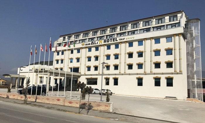 Гранд-отель «Ali'n» в Токате