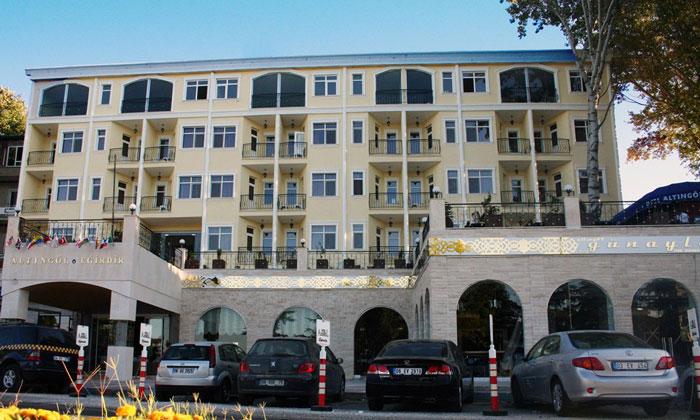 Отель «Altıngol» в Эгридире