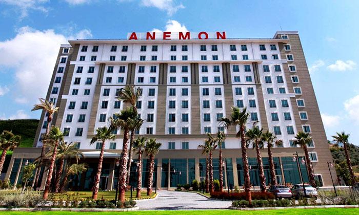 Отель «Anemon» в Искендеруне