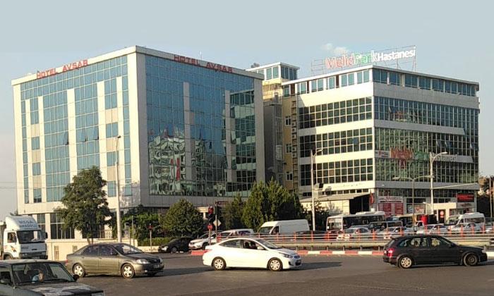 Отель «Avsar» в Малатье