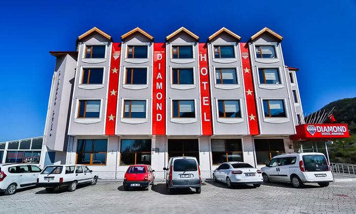 Отель Diamond в Амасре