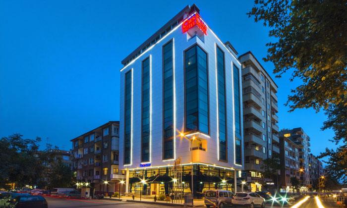 Отель «Dies» в Диярбакыре