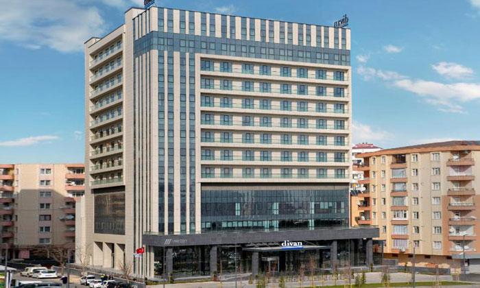 Отель «Divan» в Диярбакыре