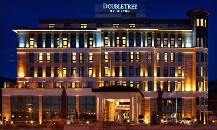 Отель «Double Tree by Hilton» в Ване