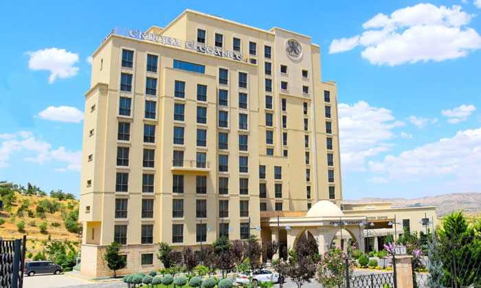 Отель Erdoba Elegance в Мардине