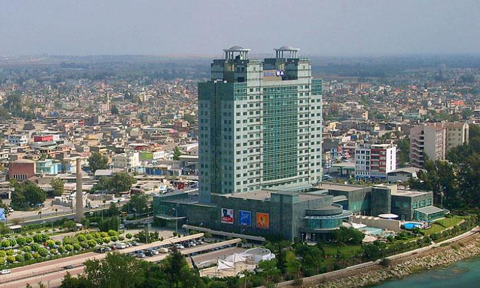 Отель «Hilton» в Адане