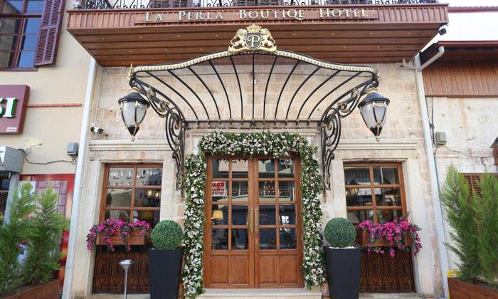 Отель «La Perla Boutique» в Искендеруне