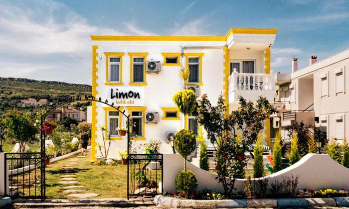 Бутик-отель «Limon» в Фоче