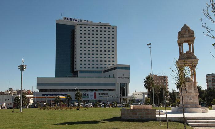 Отель «Nevali» в Урфе