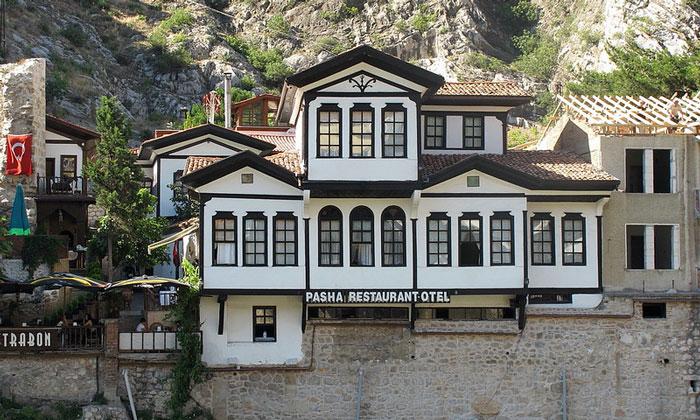 Отель «Pasha» в Амасье
