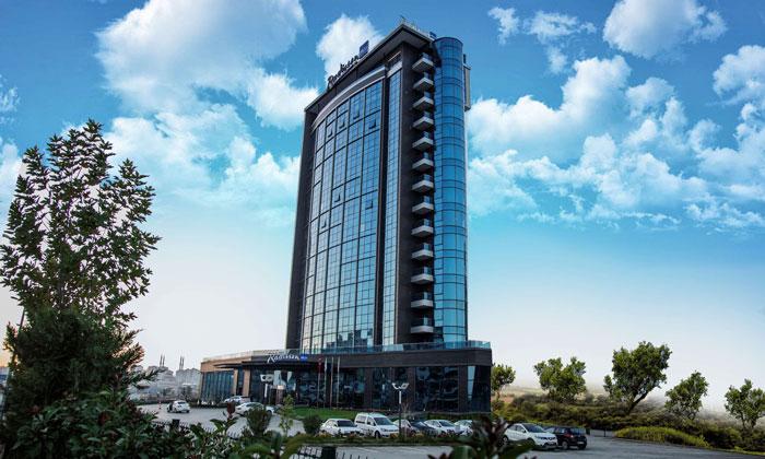 Отель «Radisson Blu» в Диярбакыре