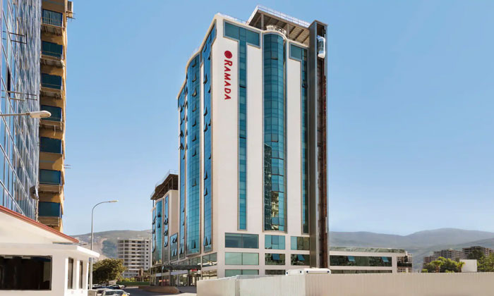 Отель «Ramada» в Искендеруне