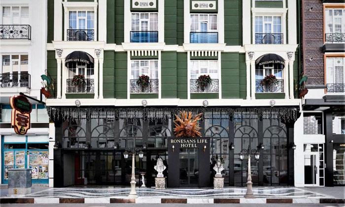 Отель «Ronesans Life» в Ване