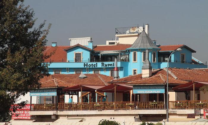 Отель «Rumi» в Конье