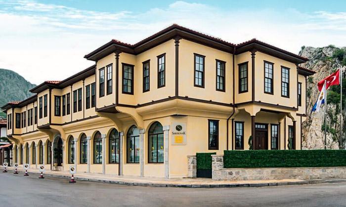 Отель «Sarı Konak» в Амасье